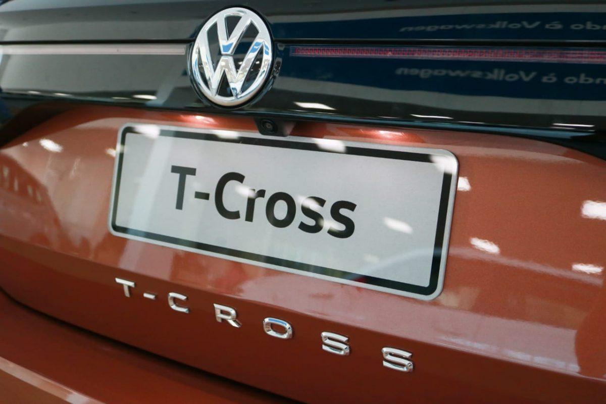 Volkswagen T-Cross aparece de surpresa em Alagoas: Veja vídeo e fotos