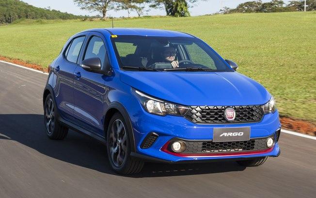 Fiat convoca proprietários de Argo, Cronos e Mobi para recall na direção