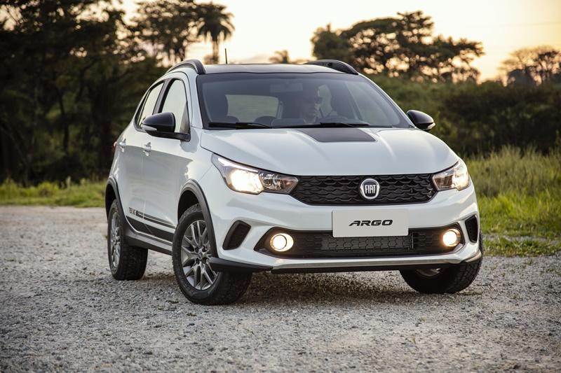 Argo Trekking automático com motor 1.8 será lançado em novembro pela Fiat