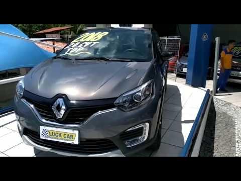 Renault Captur Intense 2.0 2018