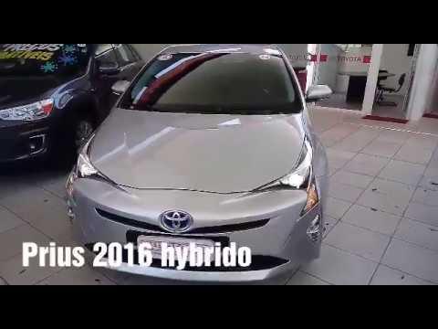 Toyota Prius Híbrido 1.8 2016