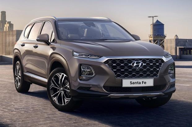 Novo Hyundai Santa Fe chega ao Brasil custando quase 300 mil reais