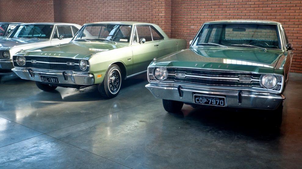 Dodge Dart completa 50 anos de lançamento no Brasil