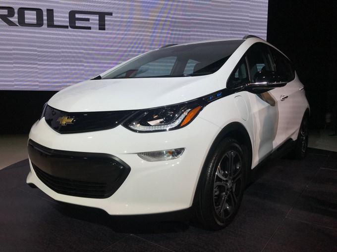 Chevrolet Bolt, o elétrico da marca, chega ao Brasil por R$ 175 mil