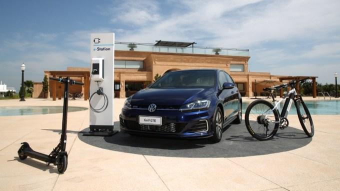 Novo Volkswagen Golf GTE chega com novo conceito de mobilidade elétrica