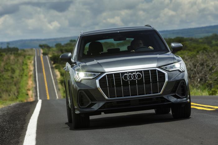 Audi inicia pré-venda do novo Q3 no Brasil a partir de R$ 179.990