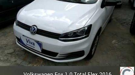 Volkswagen Fox 1.0 Total Flex 2016