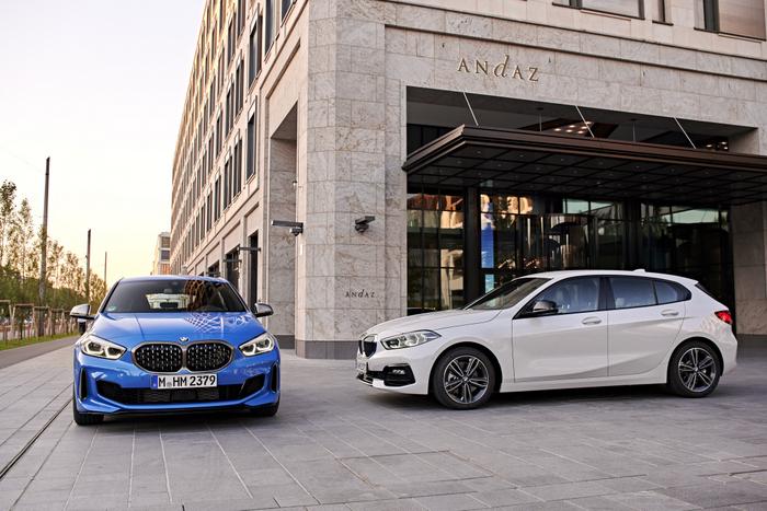 BMW traz terceira geração do Série 1 para o Brasil a partir de R$ 174.950