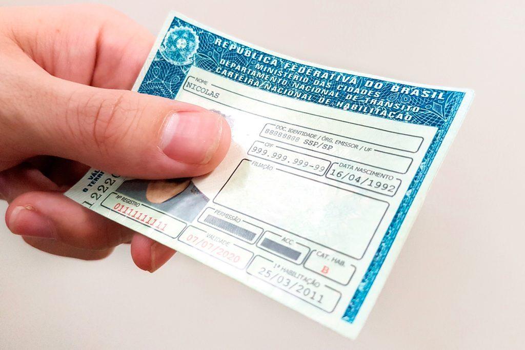 Já é possível renovar a carteira de habilitação sem ir ao Detran; veja como