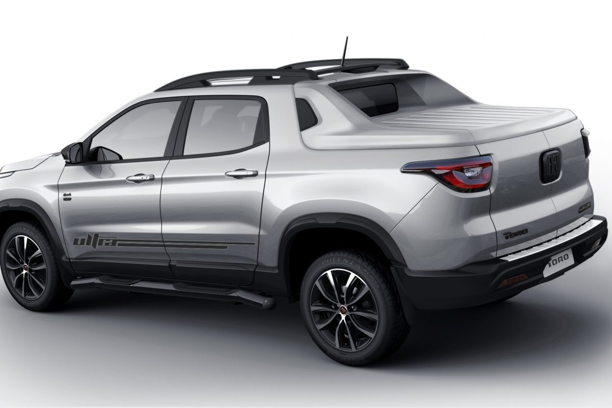 Fiat Toro Ultra chega em dezembro por R$ 164.990