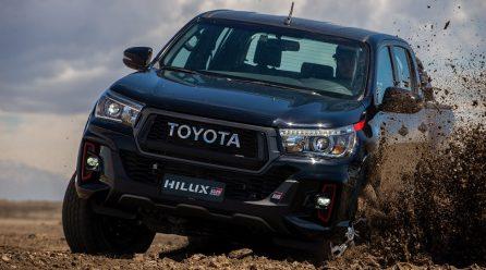 Nova Hilux V6 chega com motor a gasolina de 234 cv de potência
