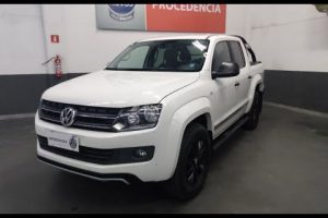 Volkswagen Amarok Dark Label 2.0 Turbo Diesel 2016