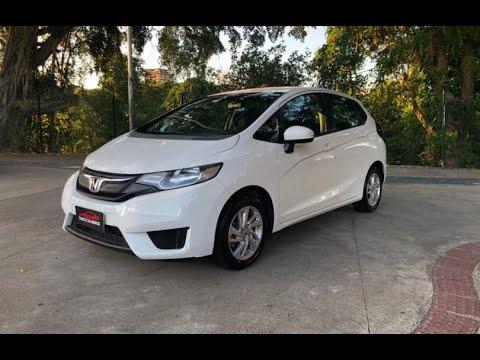 Honda Fit EX 1.5 16v Flex Automático 2015