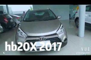 Hyundai HB20X 1.6 16V Flex Premium Automático