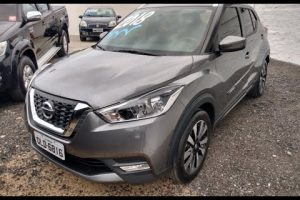 Nissan Kicks SV 1.6 16V  Flex Automático 2018