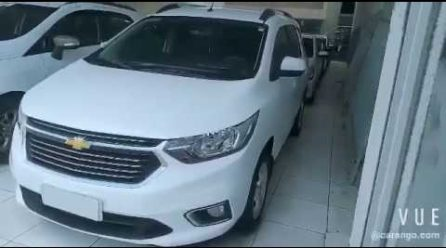 Chevrolet Spin LTZ 1.8 Flex Automático 2019