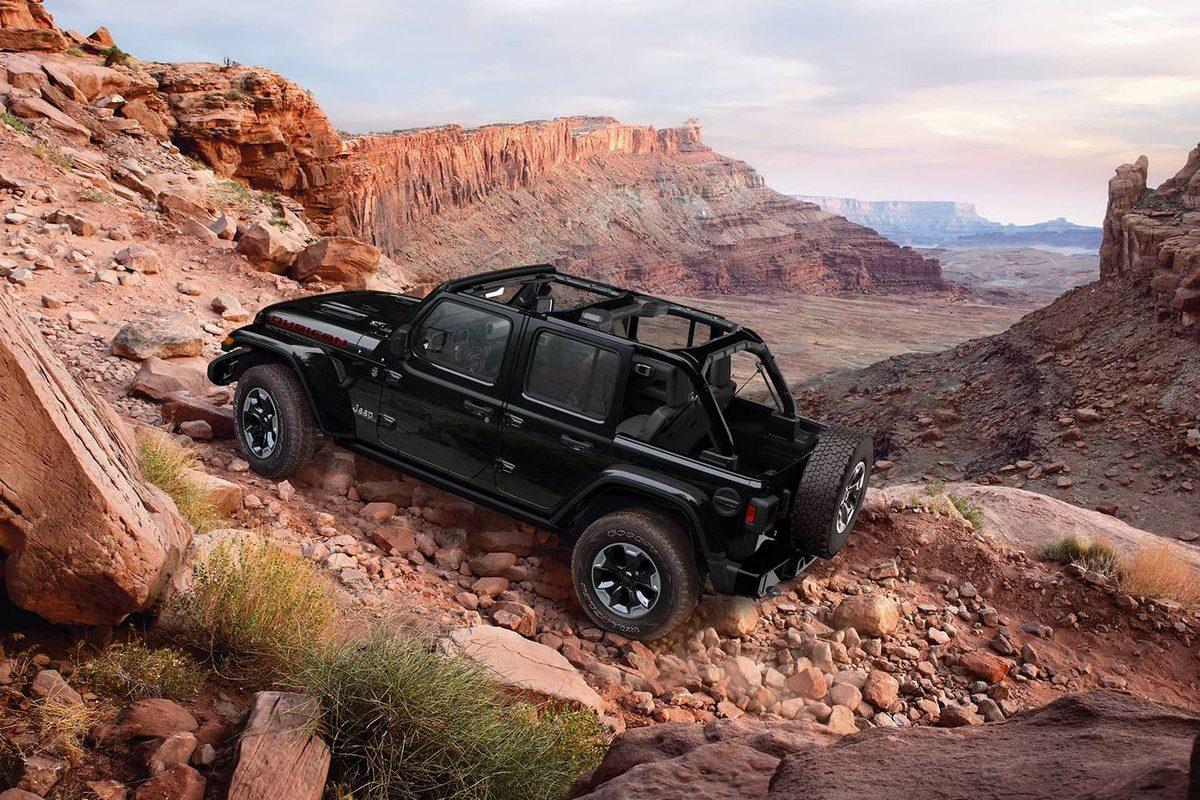 Novo Jeep Wrangler Rubicon começa a ser vendido no Brasil por R$ 419.990