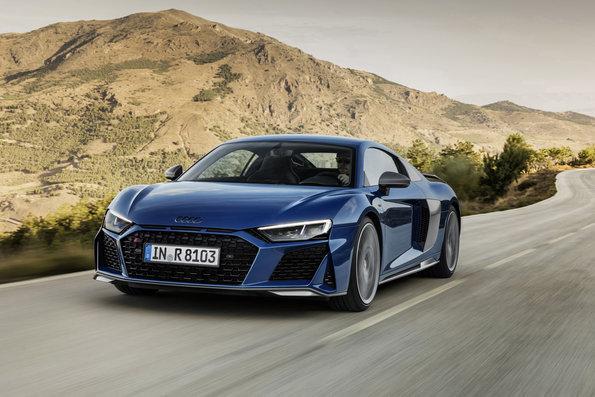 Audi confirma a chegada no Brasil do novo R8 por mais de R$ 1 milhão