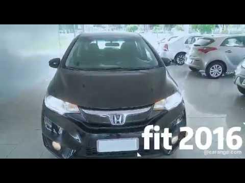Honda Fit EX 1.6 16v Flex Automático 2018