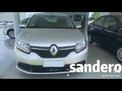 Renault Sandero Expression 1.6 8v Fllex 2015
