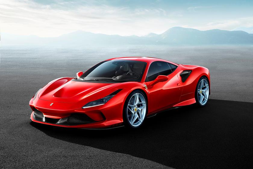 Ferrari F8 Tributo de 720 cv chega por R$ 3,5 milhões