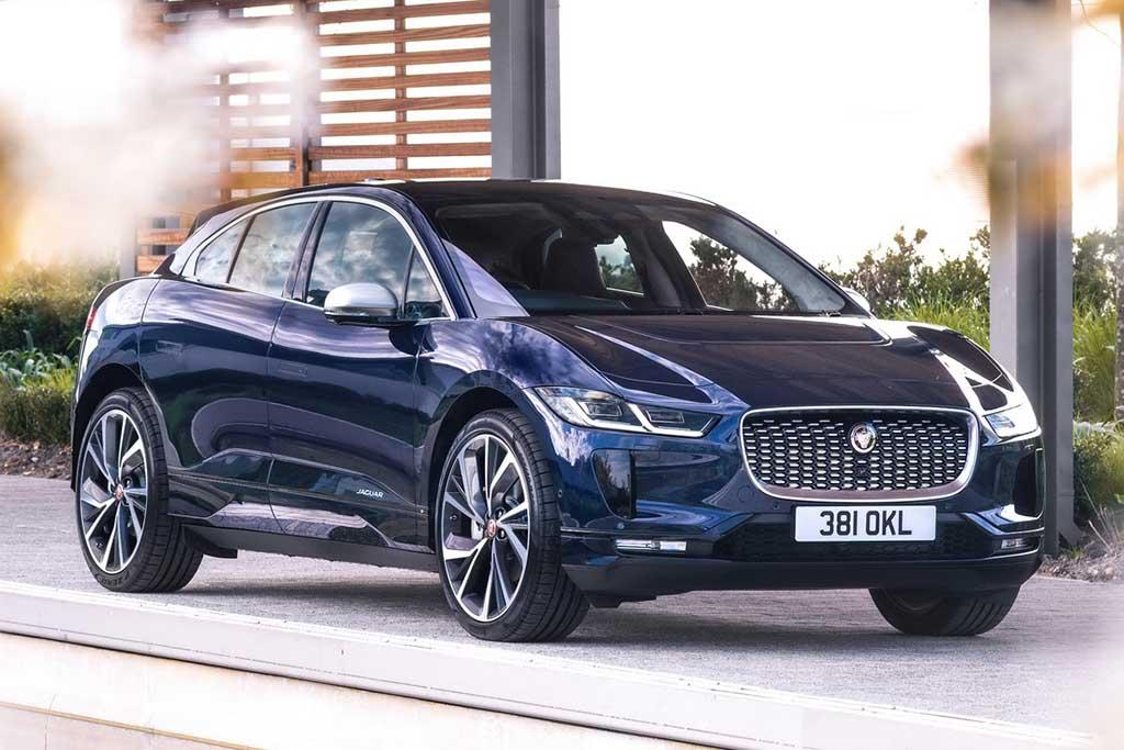 Jaguar I-Pace ganha novas conveniências