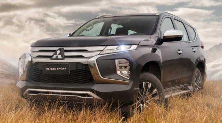 Mitsubishi remodela Pajero Sport, agora em duas versões