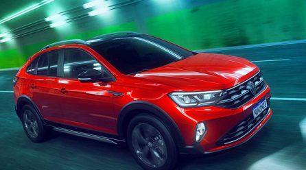 Volkswagen Nivus chega em duas versões a partir de R$ 85.890,00