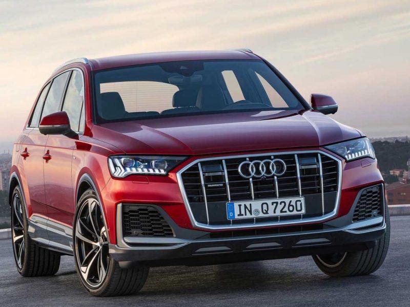 Audi Q7 chega atualizado ao Brasil e parte de R$ 415 mil