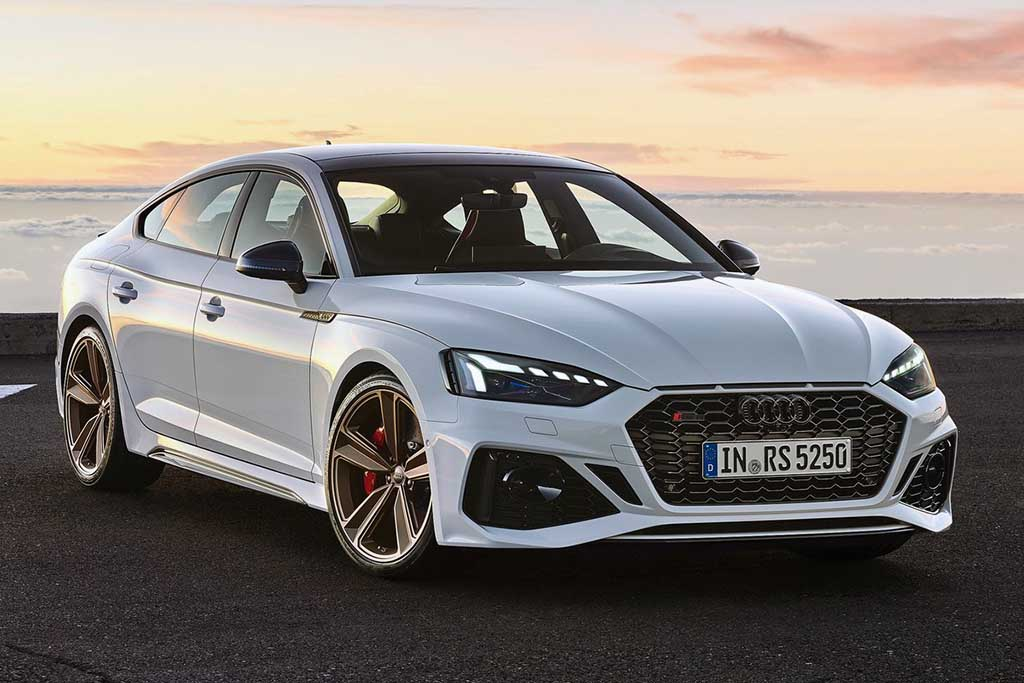 Novos Audis TT-RS, RS4 e RS5: de R$ 420 mil a R$ 576 mil