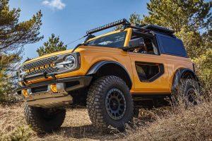 Ford apresenta novos Bronco e Bronco Sport