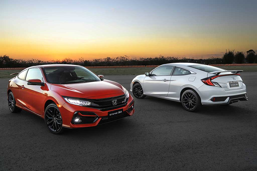 Honda atualiza Civic SI 2020 por R$ 179.900,00