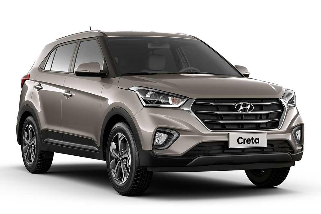 Hyundai Creta ganha nova versão Limited