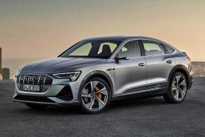 Audi E-Tron Sportback começa em R$ 512 mil no Brasil