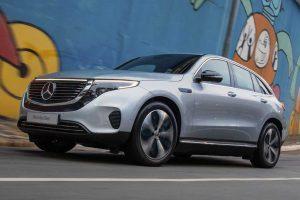 EQC 400: primeiro Mercedes elétrico vem por R$ 575 mil