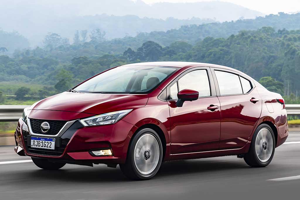 Novo Nissan Versa chega ao Brasil com preços a partir de R$ 72.990