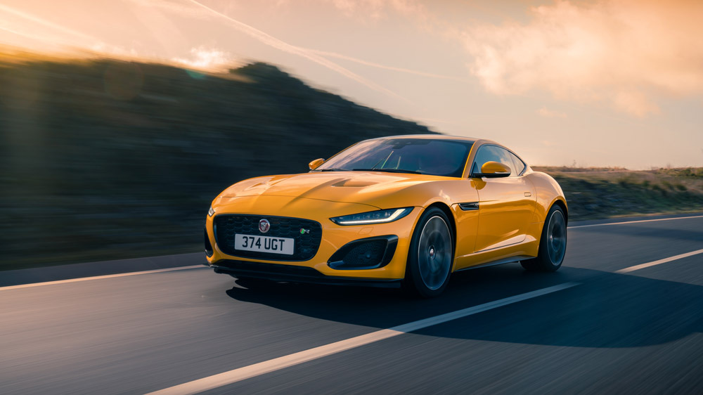 Jaguar F-Type 2020 tem mudanças no visual e parte de R$ 404.166