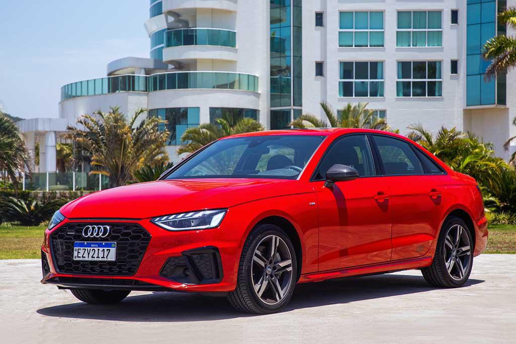 Audi A4 2021 chega ao Brasil a partir de R$ 230 mil