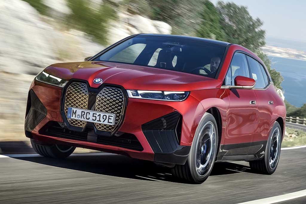 BMW IX: em 2021, um SUV elétrico de mais de 500 cv