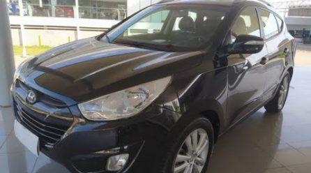 Hyundai IX35 2.0 Flex Automático 2016