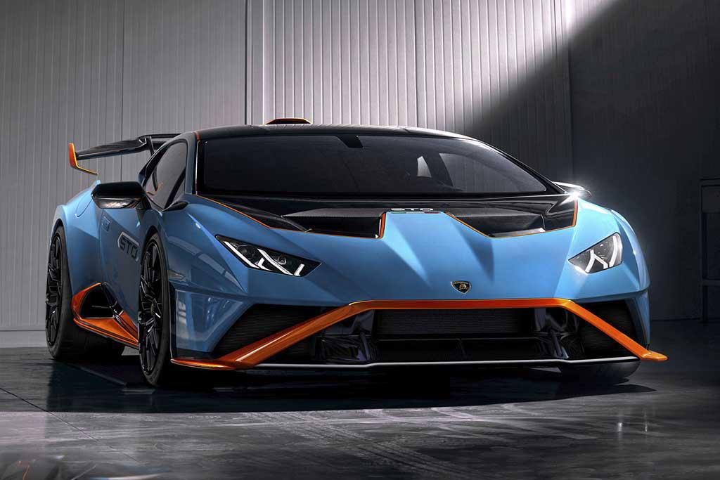 Lamborghini Huracan STO: soluções das pistas para as ruas