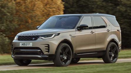 Land Rover Discovery 2021 retoca visual e tem seis cilindros híbrido