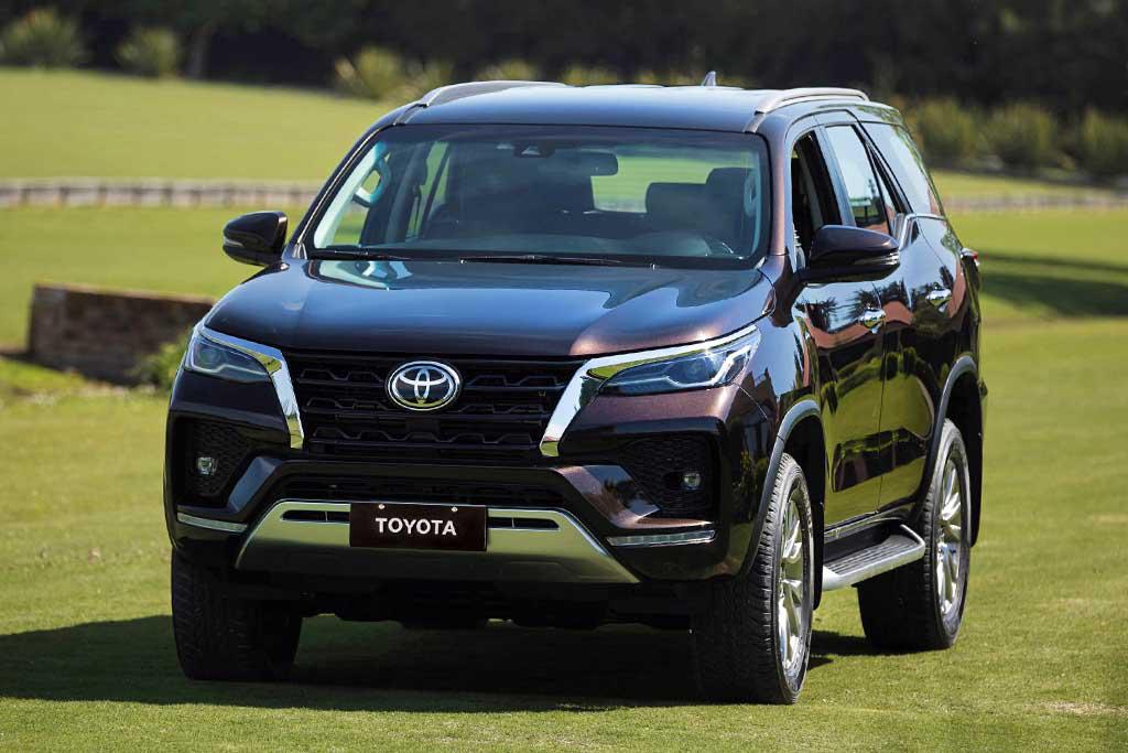 Toyota SW4 renovado: conheça as versões até R$ 314 mil