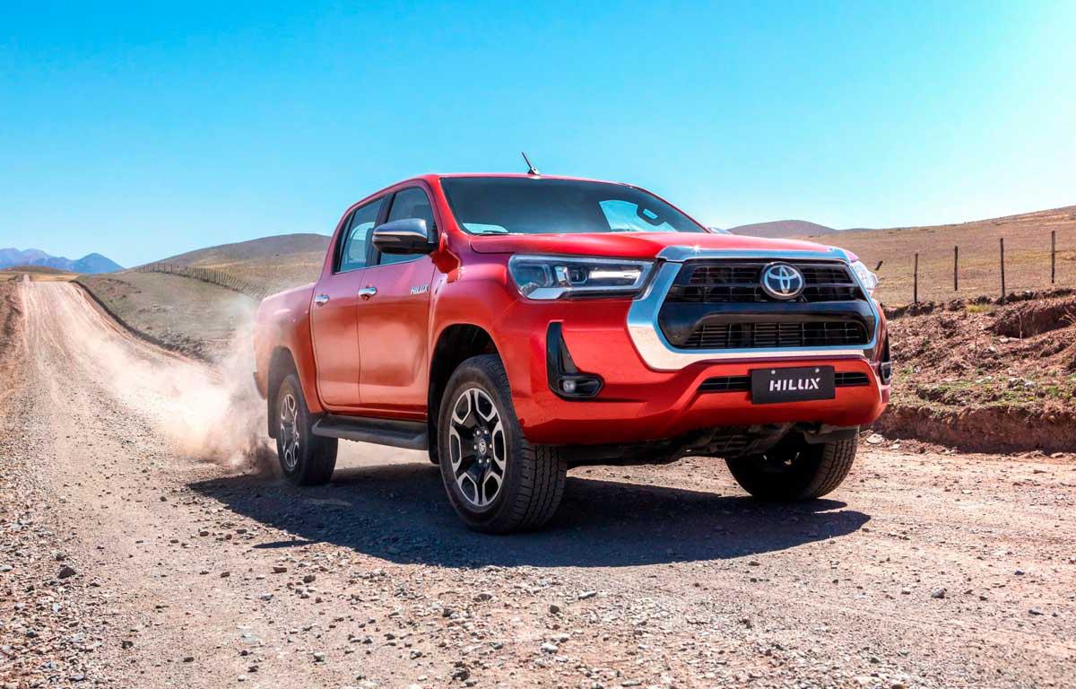 Toyota Hilux 2021: confira as novidades, versões e preços