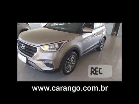 Hyundai Creta Prestige 2.0 Flex Automático 2018