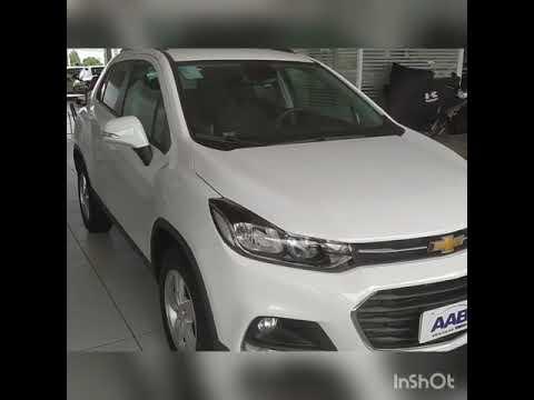 Chevrolet Tracker LT 1.4 Turbo Flex Automático 2018
