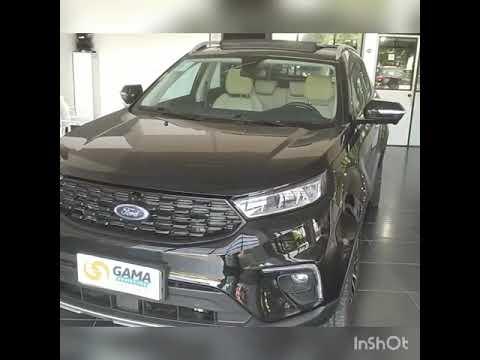 Ford Territory Titanium 1.5 Turbo Gasolina Automático 2021