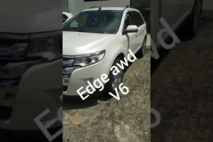 Ford Edge Limited V6 3.5 AWD Automático 2013