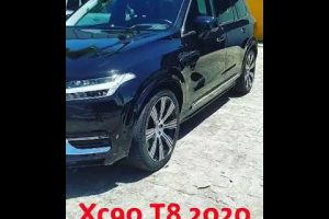 Volvo XC90 T8 Inscription 2.0 Turbo Híbrido AWD Automático