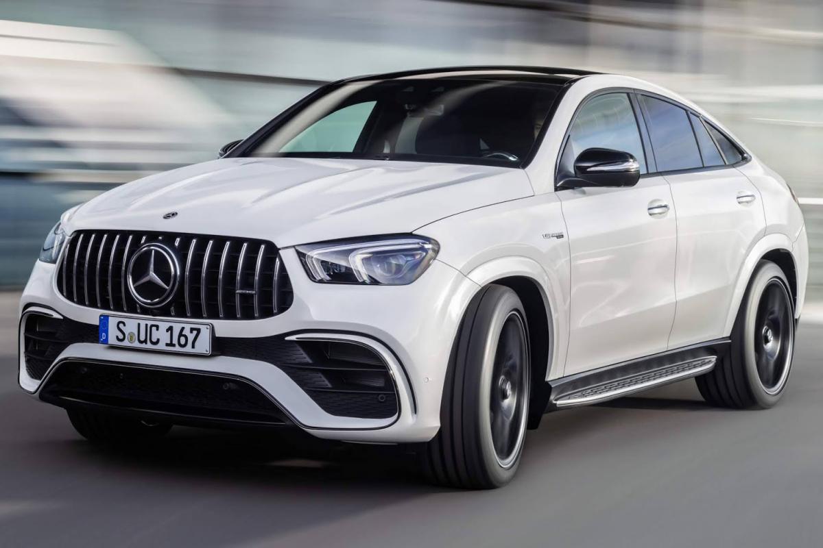 Mercedes-AMG GLE 63 S 4MATIC+ Coupé chega por R$ 1.184.900